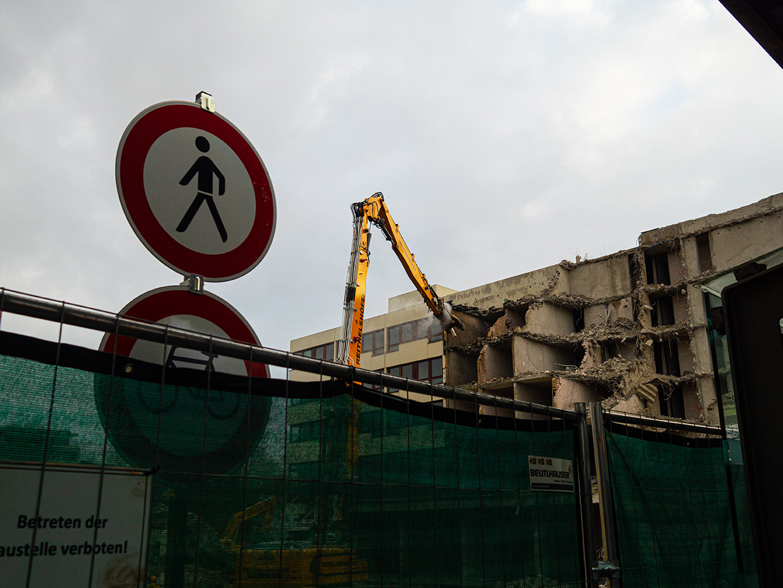 Dystopia in Ratisbon